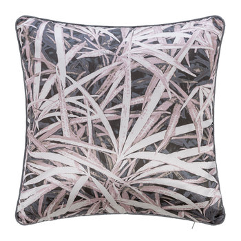Papyrus Velvet Pillow - 40x40cm - Rose
