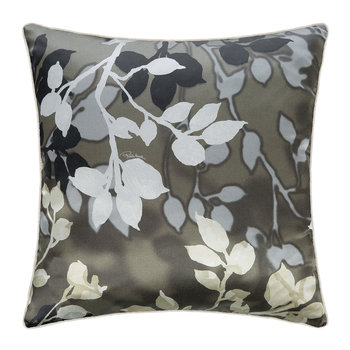 Canopy Silk Cushion - 40x40cm - Blue