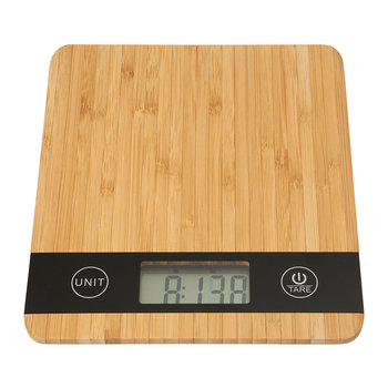 Digital Scales - Bamboo