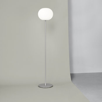 Glo-Ball F Floor Lamp - White
