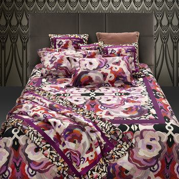 Caleidoflora Quilt Set - Rose