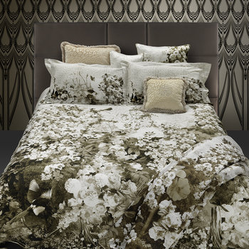 Vintage Nature Duvet Set - Cuttlefish