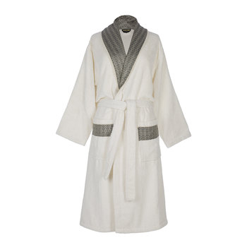 Platinum RC Bathrobe - White
