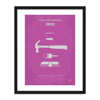 My Drive Minimal Movie Print - 40x50cm