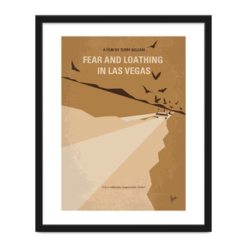 My Fear and Loathing Print - 40x50cm