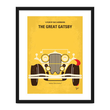 The Great Gatsby Minimal Print - 40x50cm