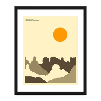 Canyonlands National Park Print - 40x50cm
