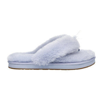 Women's Fluff Flip Flop III - Purple