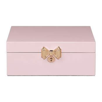 Jewelry Box with Musical Ballerina - Pink