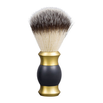 Soft Bristle Shaving Brush - Black