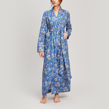 Grace Tana Robe - Blue