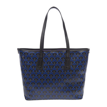 Iphis Marlborough Tote - Dark Blue