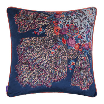 Renee Cushion - 60x60cm - Light Blue