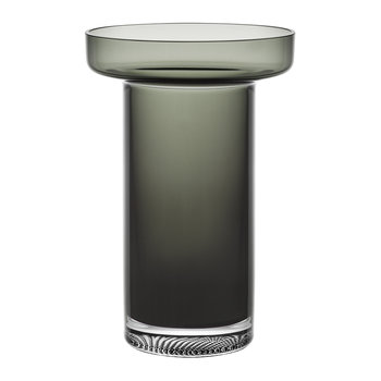 Limelight Rose Vase - Gray