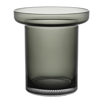 Limelight Tulip Vase - Gray