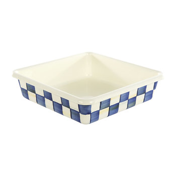 Royal Check Baking Pan