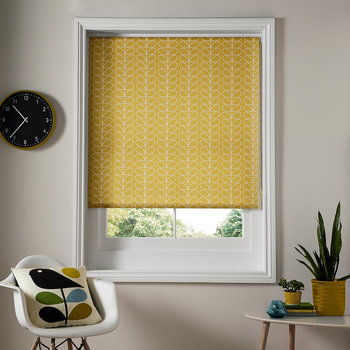 Linear Stem Roller Blinds - Dandelion