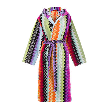 Giacomo Hooded Bathrobe - 59