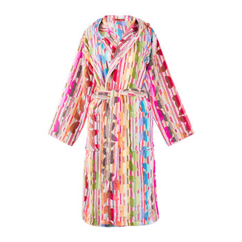 Josephine Hooded Bathrobe
