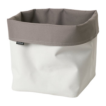 Ara Reversible Storage Basket - Taupe