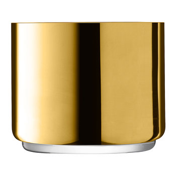 Karat Tealight Holder - Gold