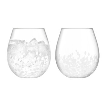 Gobelet Stipple - Lot de 2