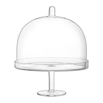 Serve Arch Cake Stand & Dome