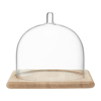 Serve Arch Dome & Oak Base