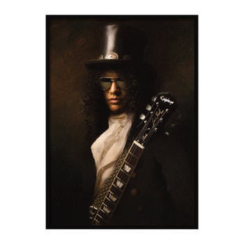 Slash Painting Print