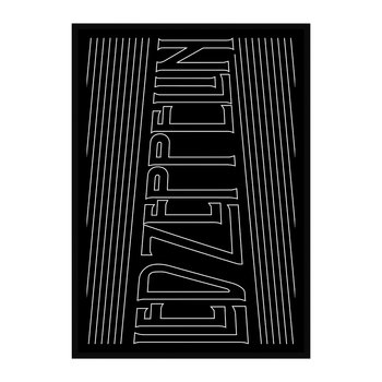 Led Zeppelin Logo Print
