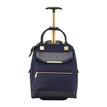 Albany Softside 2 Wheel Business Bag - Navy