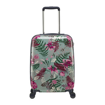 Botanical Lake Suitcase