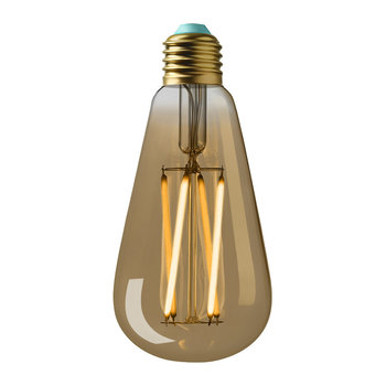 Willis LED Bulb - Gold