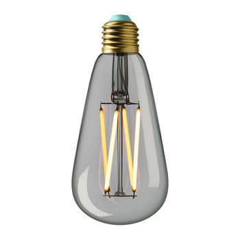 Willis LED-Glühbirne - Transparent