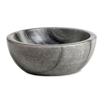 Marble Bowl - Gray