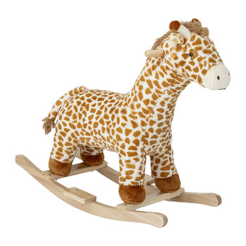 Giraffe Rocking Toy - Yellow