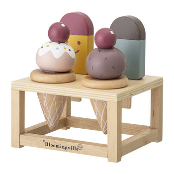 Children's Ice Cream Play Food Set