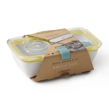 Bento Lunch Box with Fork - Honey