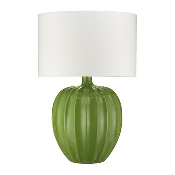 Kristiana Ceramic Table Lamp Base - Grass