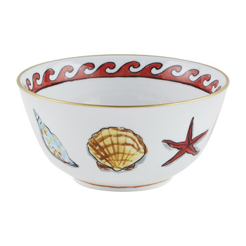 Luke Edward Hall Shell Cereal Bowl