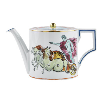 Luke Edward Hall Chariot Teapot