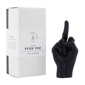 'Fcuk you' Candle