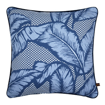Wewe Cushion - 50x50cm - Blue