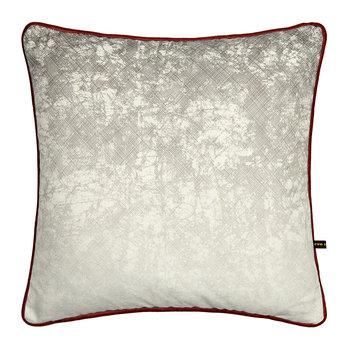 Okuta Pillow - 50x50cm - Gray