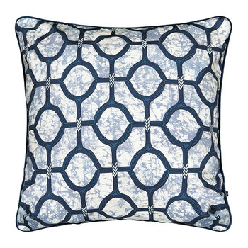 Ojo Pillow - 50x50cm - Blue