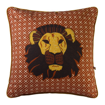Oba Cushion - 50x50 - Brown