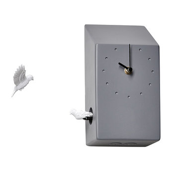 Cuckoo X Clock - Home - Black