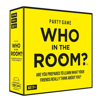 Who In The Room Game
