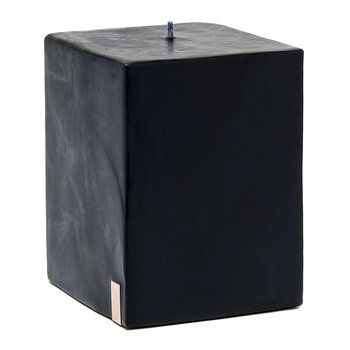 Stormy Desert Pillar Candle - Large