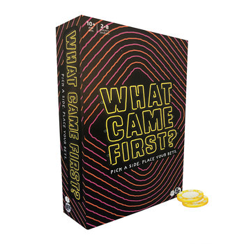 Spiel 'What Came First'